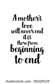 Mom Quotes Images, Stock Photos & Vectors   Shutterstock