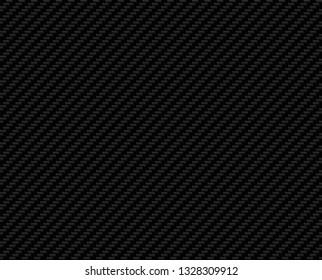 Black carbon background vector