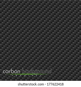 Black carbon seamless background