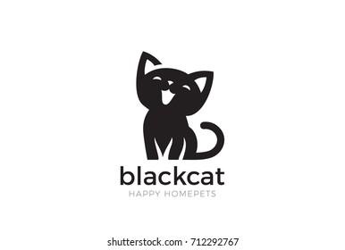 Cat Logo Images Stock Photos Vectors Shutterstock