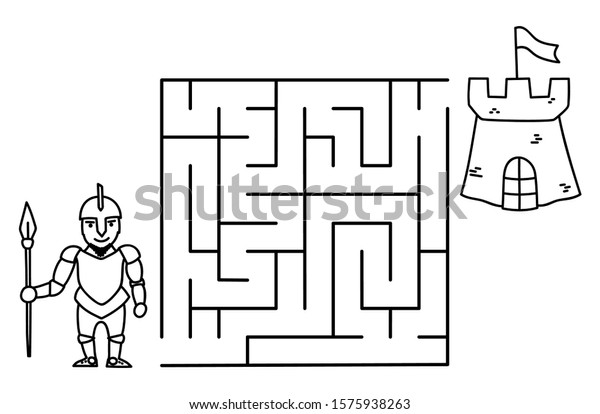 Bird Maze Free Coloring Pages for Kids - Printable Colouring Sheets | 414x600