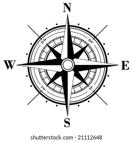 compass rose images, stock photos & vectors | shutterstock