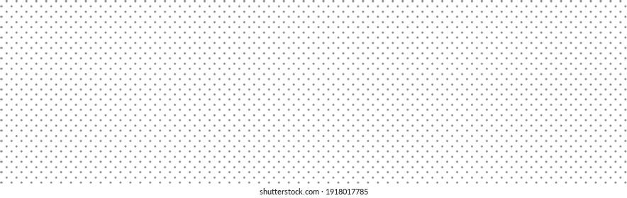 Black dots background. Vintage abstract modern print flat illustration