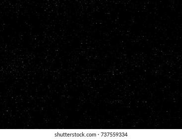 Black dust texture