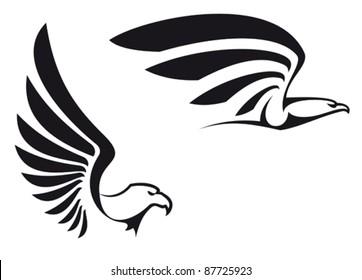 eagle logo images stock photos vectors shutterstock rh shutterstock com american eagle logistics houston american eagle logistics houston
