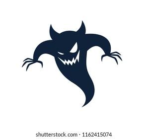 black evil silhouette