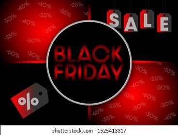 Black Friday deal banner design