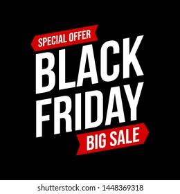 Black Friday Design BIG SALE