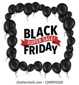 Black Friday Poster Design