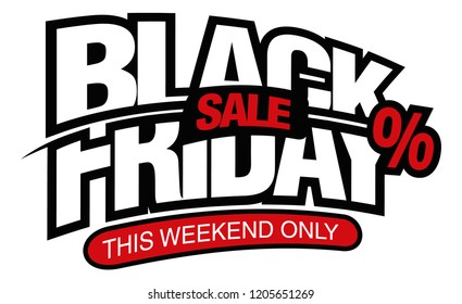 Black Friday Radical Template
