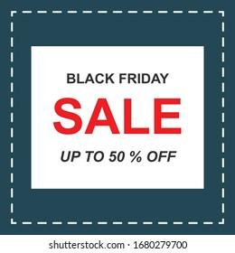 Black Friday Sale banner. You use the banner,  Ads, Social Media & web blogs.