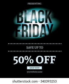 Black Friday Sale Coupon