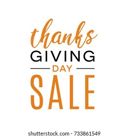 Black Friday Thanksgiving Sale Vector Illustration Sign Banner for shop, e-commerce, web, business, flyers, and posters