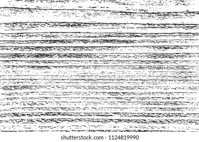 Black grainy texture isolated on white background. Abstract ripped strips textured. Grunge design elements. Vector illustration,eps 10.