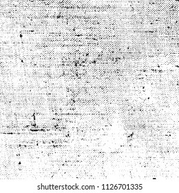 Black grainy texture isolated on white background. Distressed overlay textured. Grunge design elements. Vector illustration,eps 10.