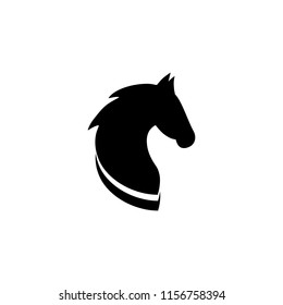 black head horse icon