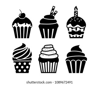 Images Photos Et Images Vectorielles De Stock De Cupcake