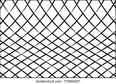 black lines mesh net pattern