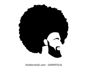 African Men Hairstyle Images Stock Photos Vectors Shutterstock