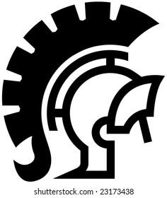 black medieval knight icon