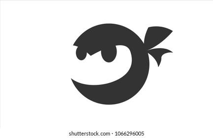 Black Ninja Logo