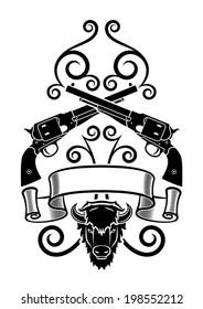 Black powder Tattoo