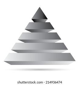 black pyramid diagram