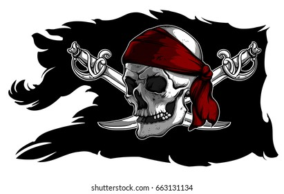 Pirate Flag Images, Stock Photos & Vectors | Shutterstock