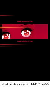 Anime Night Images Stock Photos Vectors Shutterstock