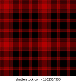 Black, Red modern tartan plaid Scottish seamless pattern.Texture from tartan, plaid, tablecloths, clothes, shirts, dresses, paper, bedding, blankets and other textile products.