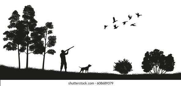 Hunting Images, Stock Photos & Vectors   Shutterstock