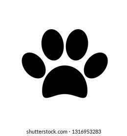 Dog Paw Print Images Stock Photos Vectors Shutterstock