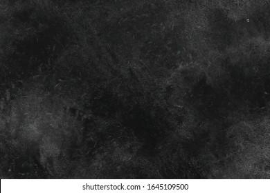 Black slate black board background texture