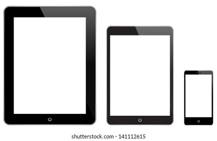 Black Technology Gadgets Similar To iPad
