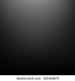 Black Texture, With Gradient Mesh, Vector Illustration