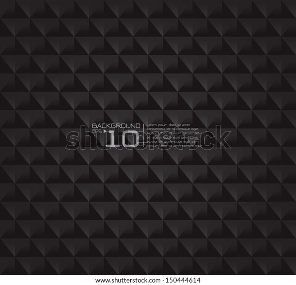 Vector De Stock Libre De Regalías Sobre Black Wallpaper