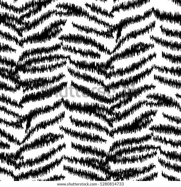 Black White Abstract Zebra Animal Print Animals Wildlife