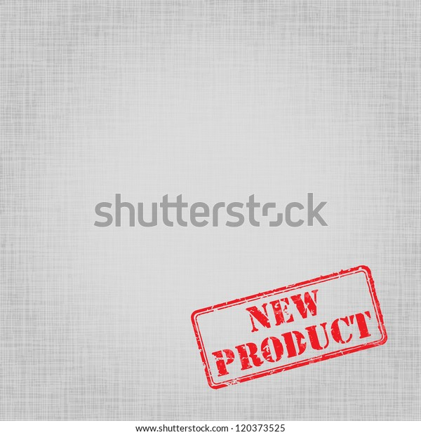 Black White Canvas Texture Rubber Stamp Stock Vector Royalty Free 120373525