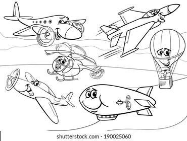 Plane Color Images Stock Photos Vectors Shutterstock