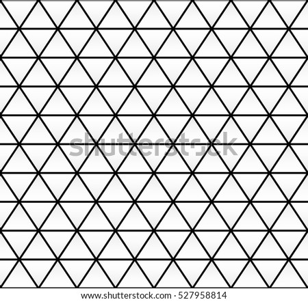 black white color luxury triangle grid stock vector royalty free