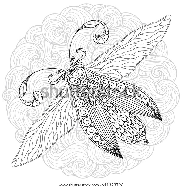 Black White Decorative Vector Illustration Moth Stock Vector Royalty Free 611323796,Website Design Boca Raton