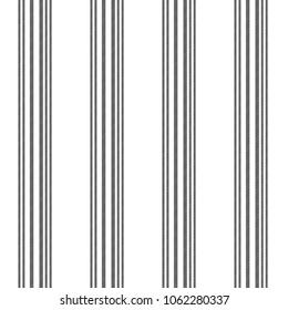 Black white diagonal lines seamless pattern. Vector illustration.