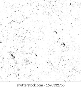 black and white grunge abstract background.Vector Eps10