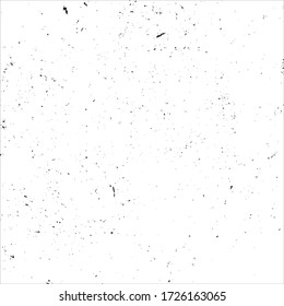 black and white grunge rough abstract background. Vector Eps10