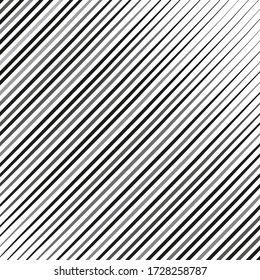 Black and white halftone  stripe line vector background. Abstract stripe illustration Texture. Vector illustration.