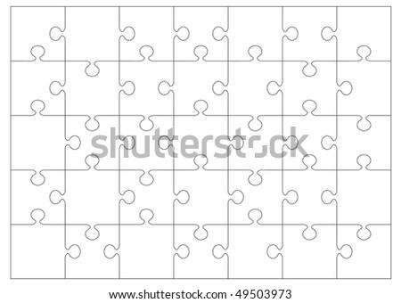 puzzle outline - Monza berglauf-verband com