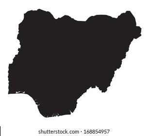 Nigeria svart kjønn