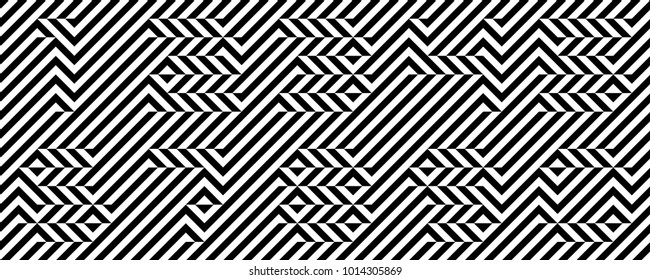 Black and white numbers 1-9. Optical illusion font. Pixelated font. Hidden, hard to read. Easy to recolor.