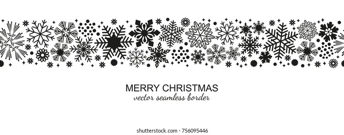 Christmas Border Black And White.Christmas Border On Black Images Stock Photos Vectors