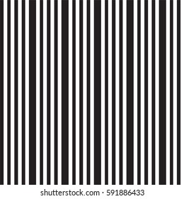 black and white straight line pattern background vector illustration image